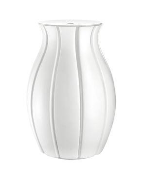 Dekoration - Badezimmer - Ninfea Wäschekorb - Guzzini - Weiß - Polypropylen
