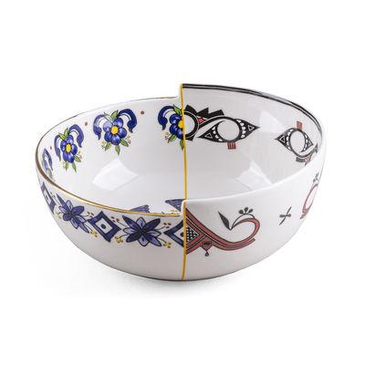 Tableware - Bowls - Hybrid Tiwanaku Bowl - / Ø 16 cm by Seletti - Tiwanaku - China