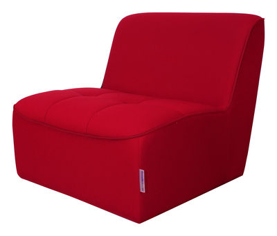 chesty by ora ito lounge sessel rot borte rot by dunlopillo made in design. Black Bedroom Furniture Sets. Home Design Ideas