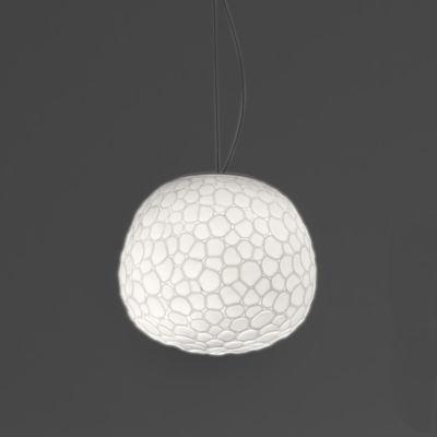 Meteorite Pendelleuchte / Ø 15 cm - Artemide - Weiß