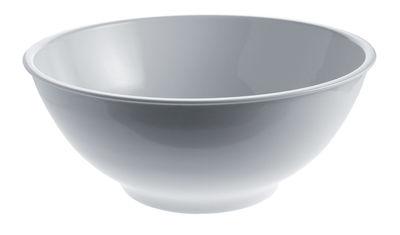 Saladier Platebowlcup / Ø 26 cm - A di Alessi blanc en céramique