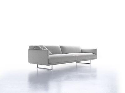 Hara Sofa / 2-Sitzer - L 200 cm - mit automatisch verstellbarer  Rückenlehne/Sitzfläche - MDF Italia