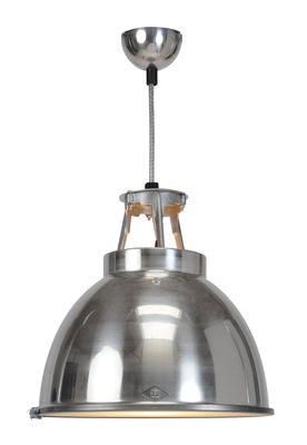 Suspension Titan 1 / Métal - Ø 36 x H 36 cm - Original BTC aluminium en métal