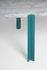 Table basse Quattro Cantoni / Marbre & acier - 130 x 60 cm - Objekto