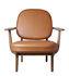 JH97 Lounge Sessel by Jaime Hayon / Leder - Fritz Hansen