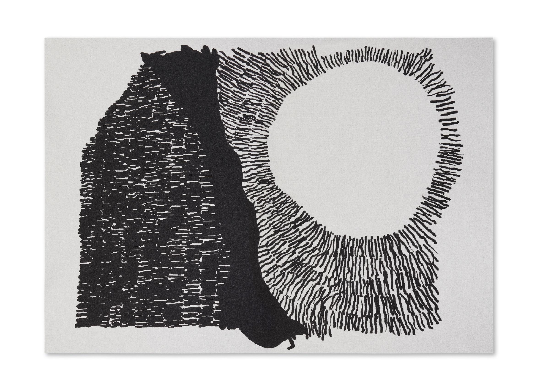 Decoration - Bedding & Bath Towels - Dash Plaid - / 200 x 135cm - Wool by Tom Dixon - Black & white - Wool