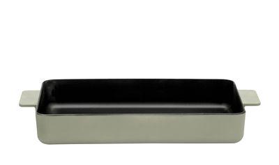 Arts de la table - Plats et cuisson - Plat à gratin Surface / émaillé - 38 x 25 cm - Serax - Camogreen - Fonte