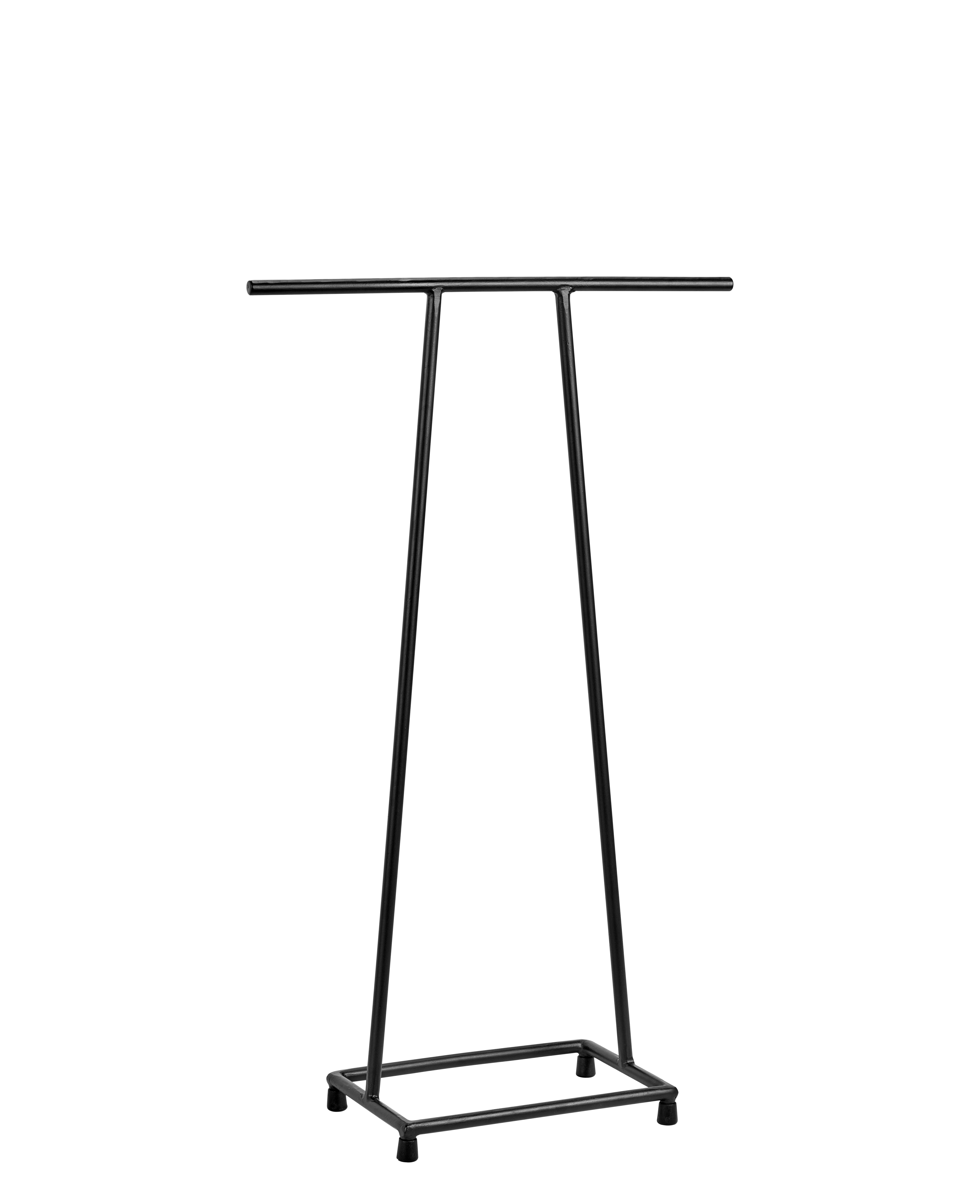 Furniture - Miscellaneous furniture - Holding on Rack - / H 80 cm by Serax - Black - Metal