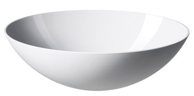 Tischkultur - Salatschüsseln und Schalen - Krenit Salatschüssel - Normann Copenhagen - Weiß - Melamin