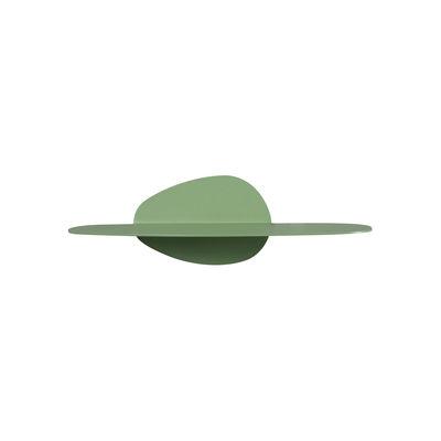 Image of Scaffale Surface Small - / L 30 cm - Metallo di Bibelo - Verde - Metallo