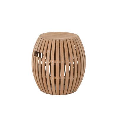 Furniture - Stools - Swing Stool - / Teak by Unopiu - Teak - Teak