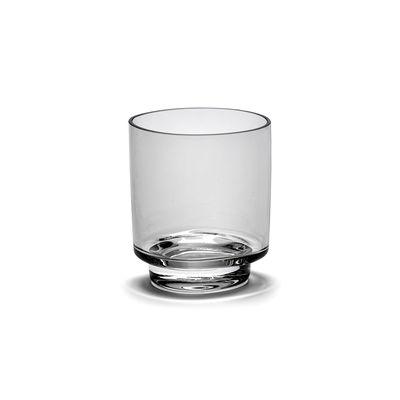 Verre Inner Circle / 25 cl - Verre - valerie objects gris en verre