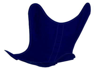 Housse Coton / Pour fauteuil AA Butterfly - AA-New Design bleu ciel en tissu