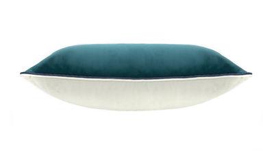 Quitte ou double Kissen / 30 x 50 cm - Maison Sarah Lavoine - Mandelgrün,Blue Sarah