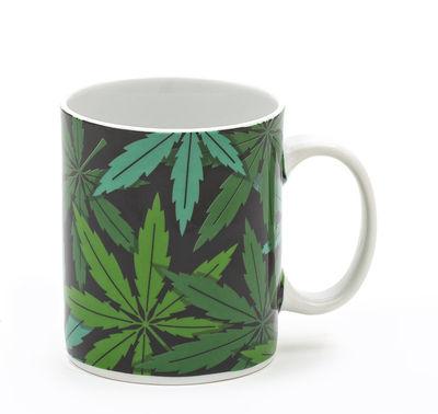 Mug Weed / Porcelaine - Seletti multicolore en céramique