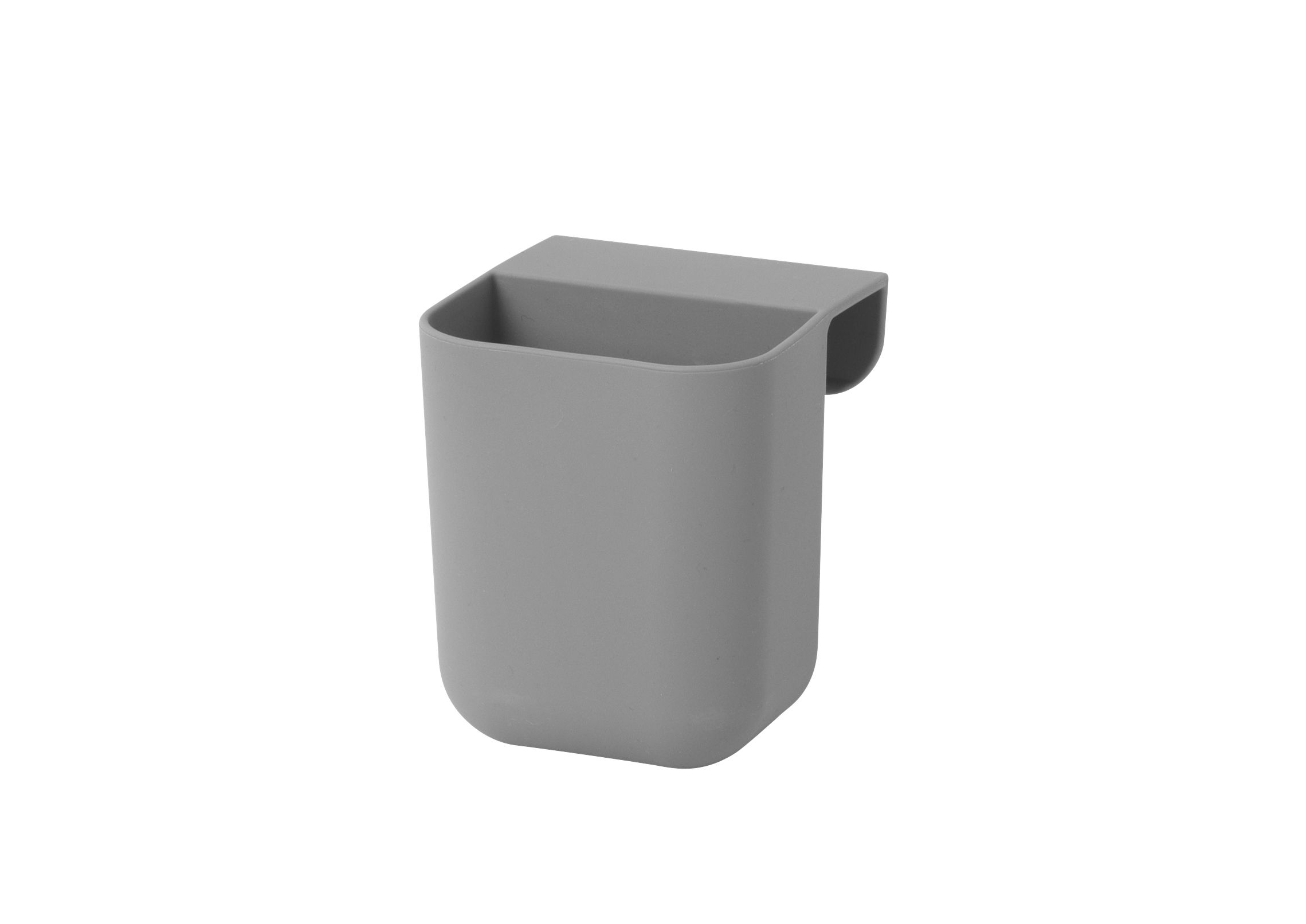 Déco - Pour les enfants - Pot Little Architect Small / Silicone - Ferm Living - Small / Gris - Silicone