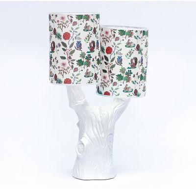 Lampada Y&M Con 2 paralumi di Domestic