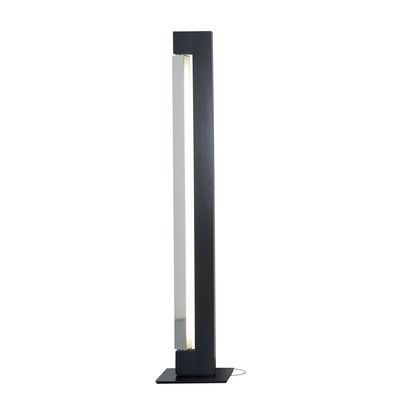 Lampadaire Ara LED / H 178 cm - Nemo anthracite en métal
