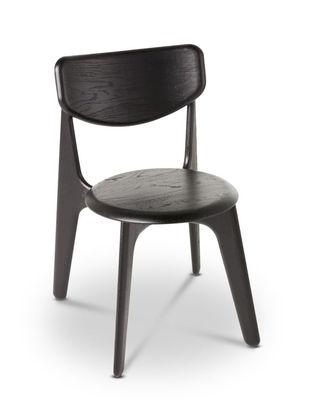 Pleasant Slab Stacking Chair Oak By Tom Dixon Theyellowbook Wood Chair Design Ideas Theyellowbookinfo