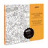 Music Colouring poster - / 100 x 70 cm by OMY Design & Play