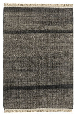 Decoration - Rugs - Tres Outdoor rug - / 200 x 300 cm by Nanimarquina - Black - Polythene