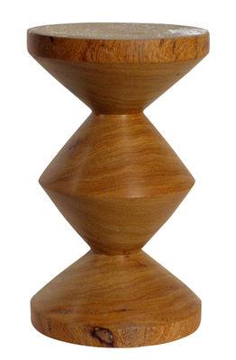 Arredamento - Sgabelli - Sgabello Zig Zag - / Legno di Pols Potten - Legno naturale - Bois de Dimb