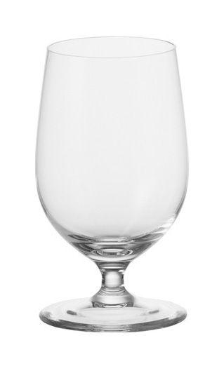 Arts de la table - Verres  - Verre à eau Ciao+ / 31 cl - Leonardo - Transparent - Verre