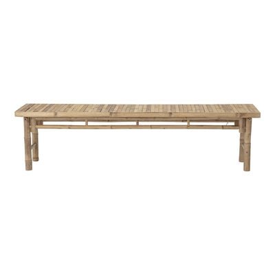 Furniture - Benches - Sole Bench - / Bamboo - L 180 cm by Bloomingville - Bamboo - Bamboo