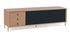 Buffet Gabin - / 3 cassetti - L 162 cm - Metallo traforato di Hartô