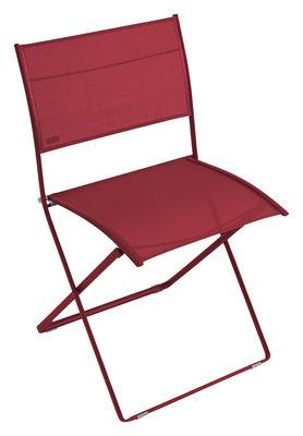 Chaise Pliante Plein Air Toile