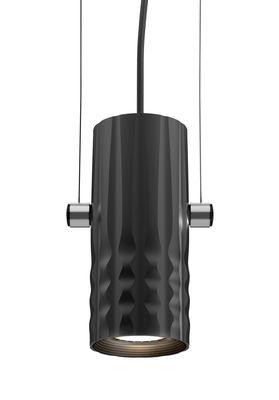 Fiamma Pendelleuchte / LED - Ø 6 cm - Artemide - Schwarz
