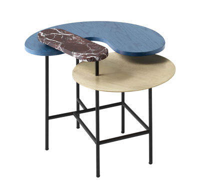Table Basse Palette Jh8 3 Plateaux Tradition
