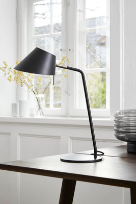 Admirable Office Table Lamp Metal Tilting By Frandsen Download Free Architecture Designs Aeocymadebymaigaardcom