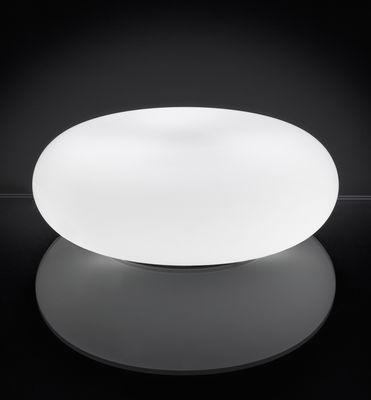 Leuchten - Tischleuchten - Itka Tischleuchte Ø 50 cm - Danese Light - Weiß - Ø 50 cm - Glas, Metall