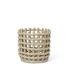 Ceramic Small Basket - / Ø 16 x H 14.5 cm - Hand-made by Ferm Living