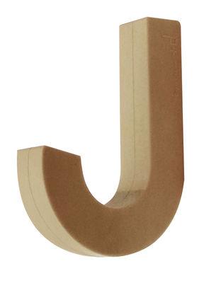 Furniture - Coat Racks & Pegs - Gumhook Hook - peg - Flexible by Pa Design - Beige - Silicone