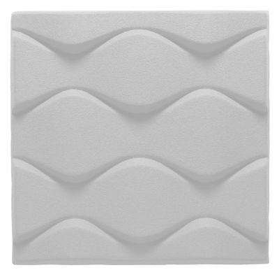 Image of Pannello acustico a muro Soundwave Flo di Offecct - Bianco - Materiale plastico