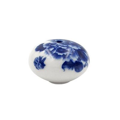 Kitchenware - Pots & Pans - Lid handle - / For Ma Jolie Cocotte casserole dish by Cookut - Ceramic / Boules blue - Ceramic
