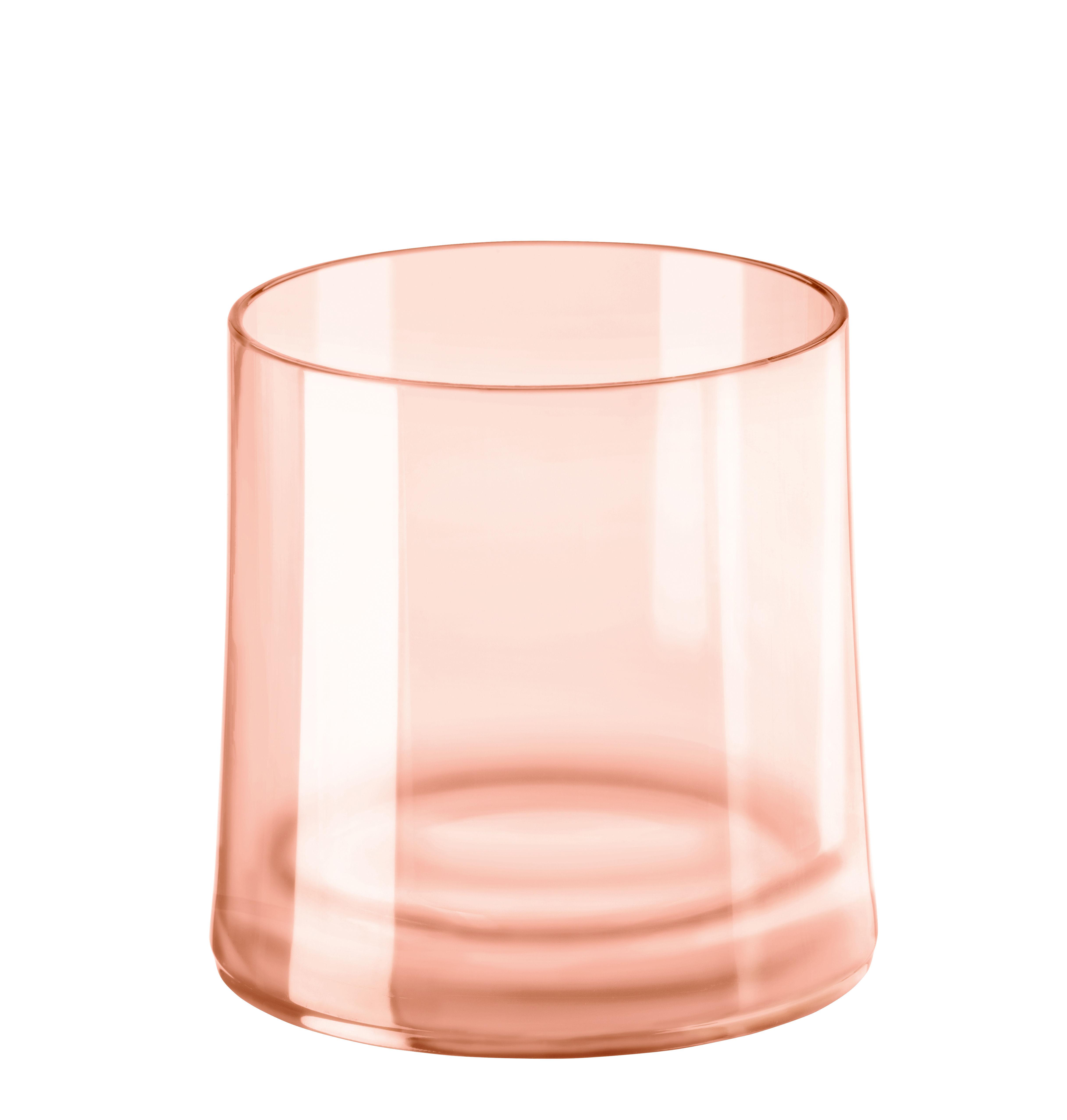 Arts de la table - Verres  - Verre Cheers NO. 2 - Koziol - Rose quartz - Plastique