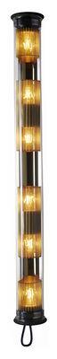 Luminaire - Appliques - Applique d'extérieur In The Tube 120-1300 / L 132 cm - DCW éditions - Or - Acier inoxydable, Laiton, Verre borosilicaté