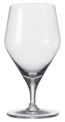 Tavola - Bicchieri  - Bicchiere da acqua Twenty 4 di Leonardo - Trasparente - Acqua - Vetro Teqton