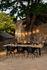Guirlande lumineuse extérieur Light My Table / Avec fixations pour plateaux de tables - Vincent Sheppard