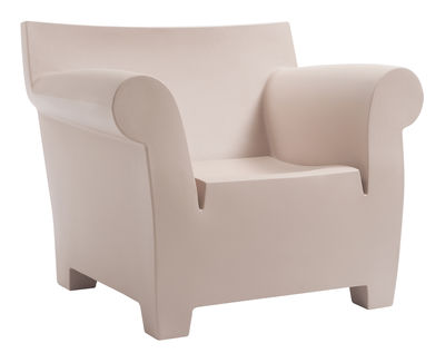 Bubble Club Sessel - Kartell - Puderpink