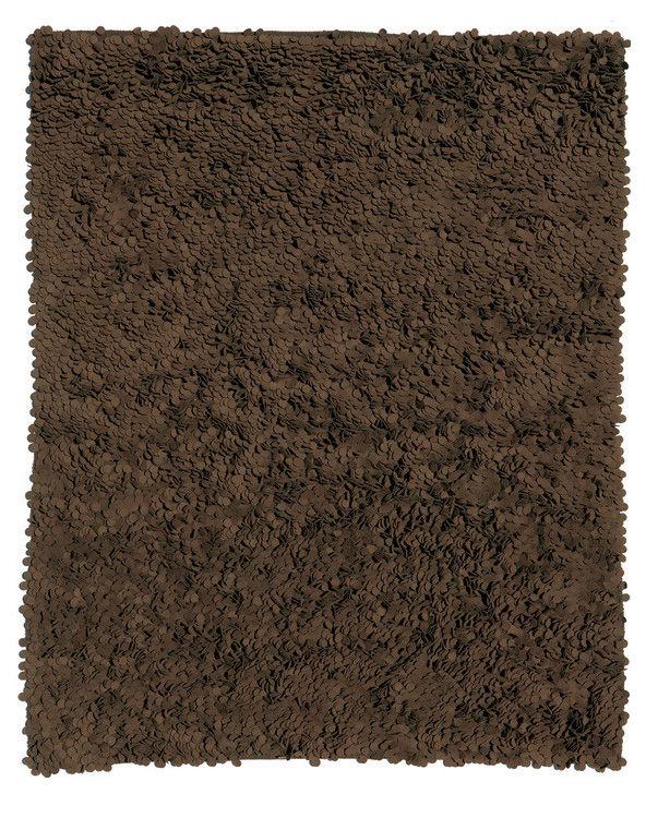 Arredamento - Tappeti  - Tappeto Roses - 200 x 300 cm di Nanimarquina - Marrone - Lana