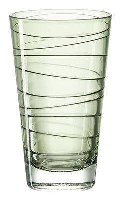 Verre long drink Vario / H 12,6 cm - Leonardo vert en verre