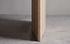 Alp Bench - / L 180 cm - Solid oak by Bolia