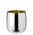 Bicchiere da vino Foster - / Acciaio - 0,2 L di Stelton