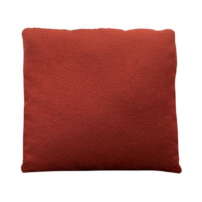 Image of Cuscino Dove - per divano Dove / 65 x 65 cm di Zanotta - Rosso/Arancione - Tessuto