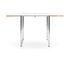 Jean Extending table - / 1929 reissue - Foldable & adjustable legs by ClassiCon