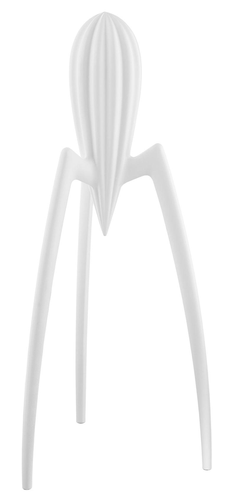 Cuisine - Ustensiles de cuisines - Presse-agrumes Juicy salif - Alessi - Blanc - Fonte d'aluminium